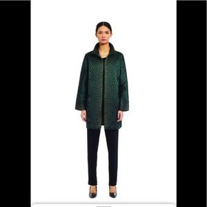 NWT EMMELLE stand collar jacket